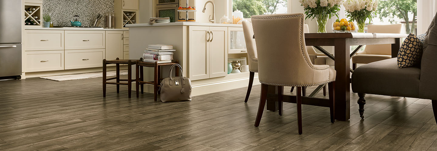 Luxury Vinyl Plank, Vivero Best, Gallery Oak, Cornhusk